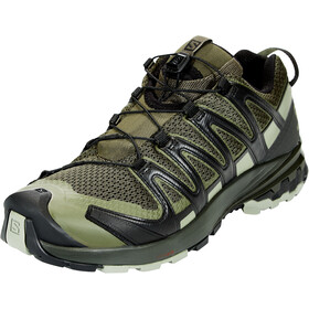 Salomon XA Pro 3D v8 Chaussures Homme, grape leaf/peat/shadow